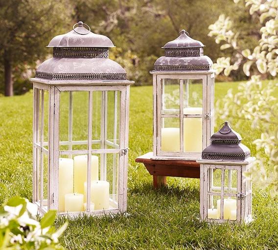 Decorando espacios wedding planner asturias - Farolillos para velas ...