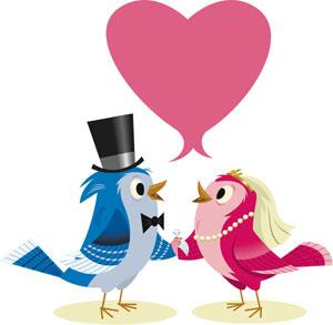 redes sociales en bodas twitter