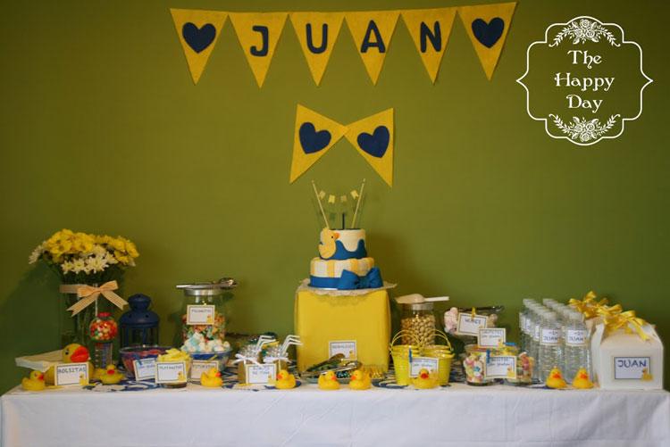 Cumpleaños de Juan