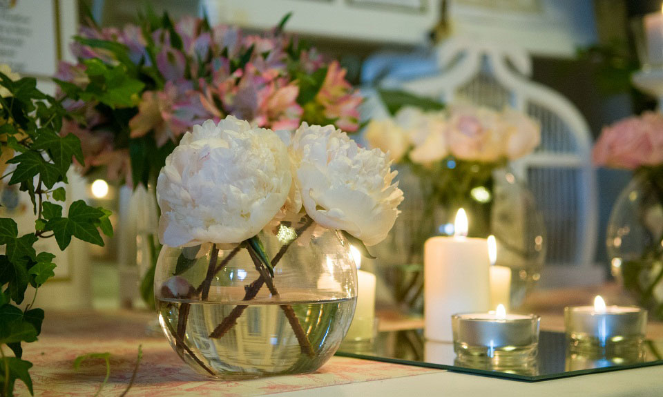 The happy day wedding planner asturias organizaci n y for Decoracion de pared para novios
