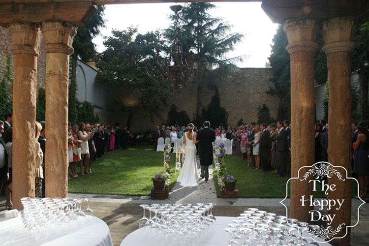 La boda de ayc wedding planner asturias for Decoracion oviedo