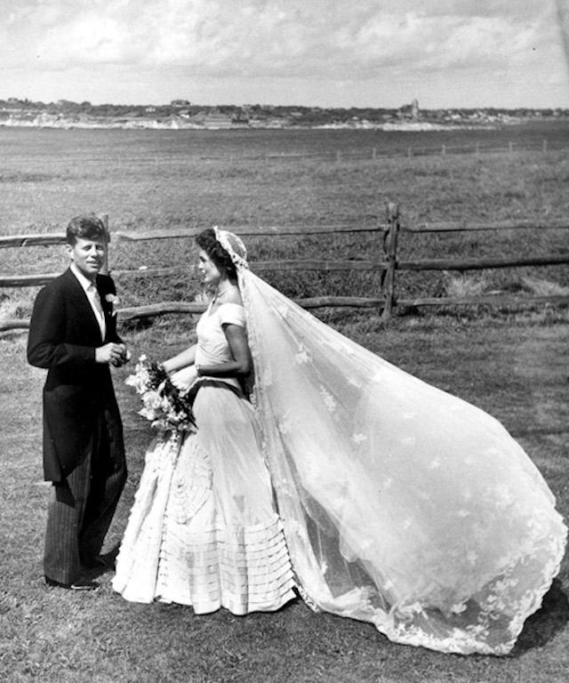 Vestidos de novia eternos