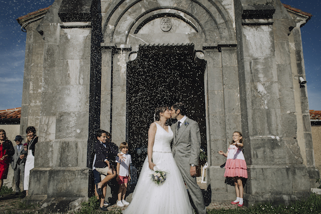 La boda de Virginia & Francisco en Llanes