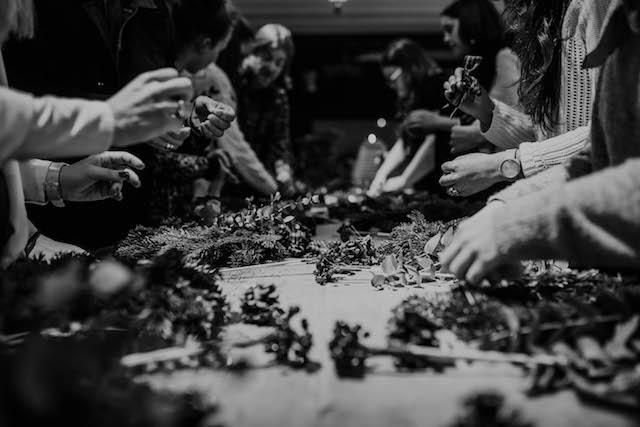 El Wedding Club Navideño organizado por Zankyou