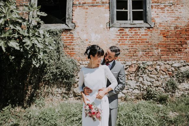 La boda de Noelia & Roberto en Puebloastur