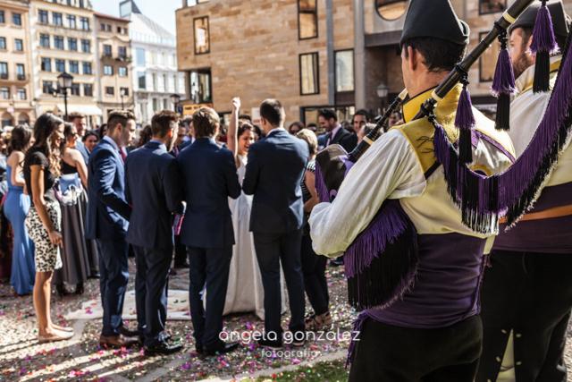 La boda de Lucía & Borja en La Zoreda